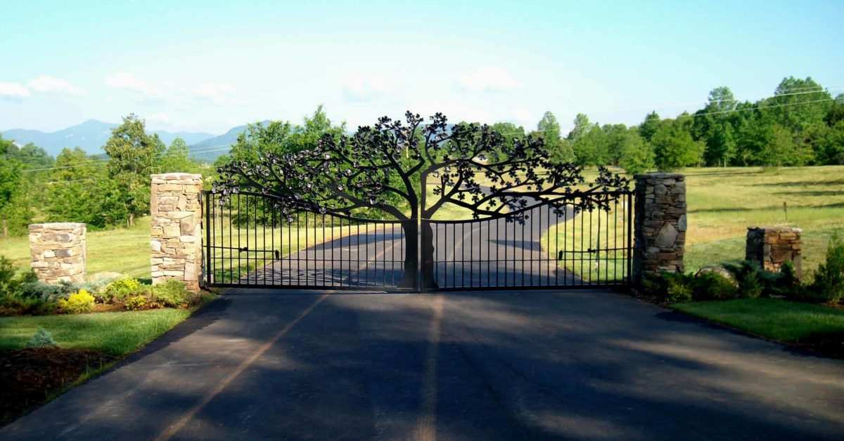 Entry Gate Designs